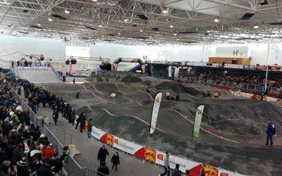 Résultats Indoor de Caen