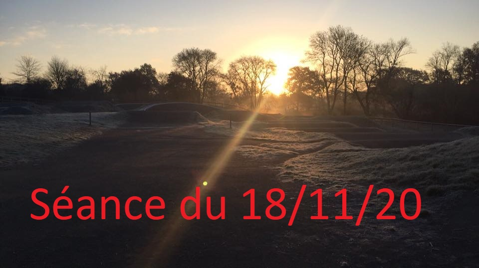 Séance du Mercredi 18 Novembre 2020
