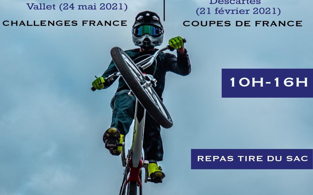 Stage pour préparation Challenge France à Vallet par BTC