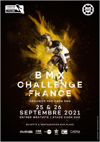 Challenge France BMX Nord Ouest M3/2021 – CAEN (NORM)